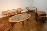 G Plan 60s and 70s coffee tables and nests - Vintage Retro