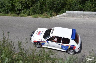 3ème montée historique de la Sainte Beaume (07)
