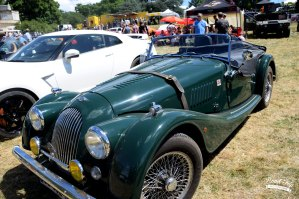 Exposition automobile à Tracy Sur Loire