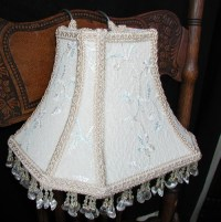 Victorian Bed Lamp Bedlamp Vintage Headboard Reading Light
