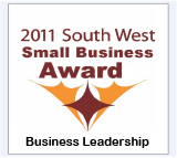 Vintages Accommodation Small Business Award - Business Leadership
