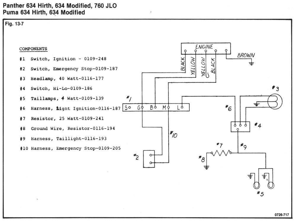 Arctic Cat 580 Wiring Diagram