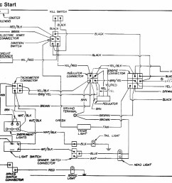 1974 panther electric start wiring diagram caterpillar  [ 1072 x 742 Pixel ]