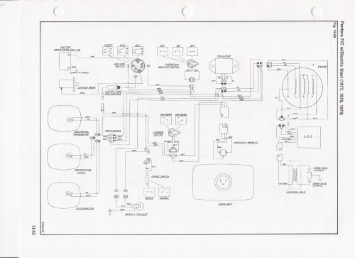 small resolution of 1971 arctic cat wiring diagram