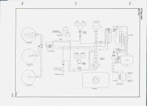 '79 el Tigre 6000 wiring schematic  ArcticChat