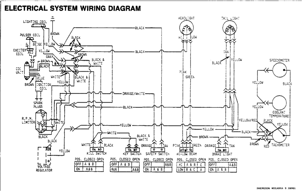 wiring schematic for 4440 john deere