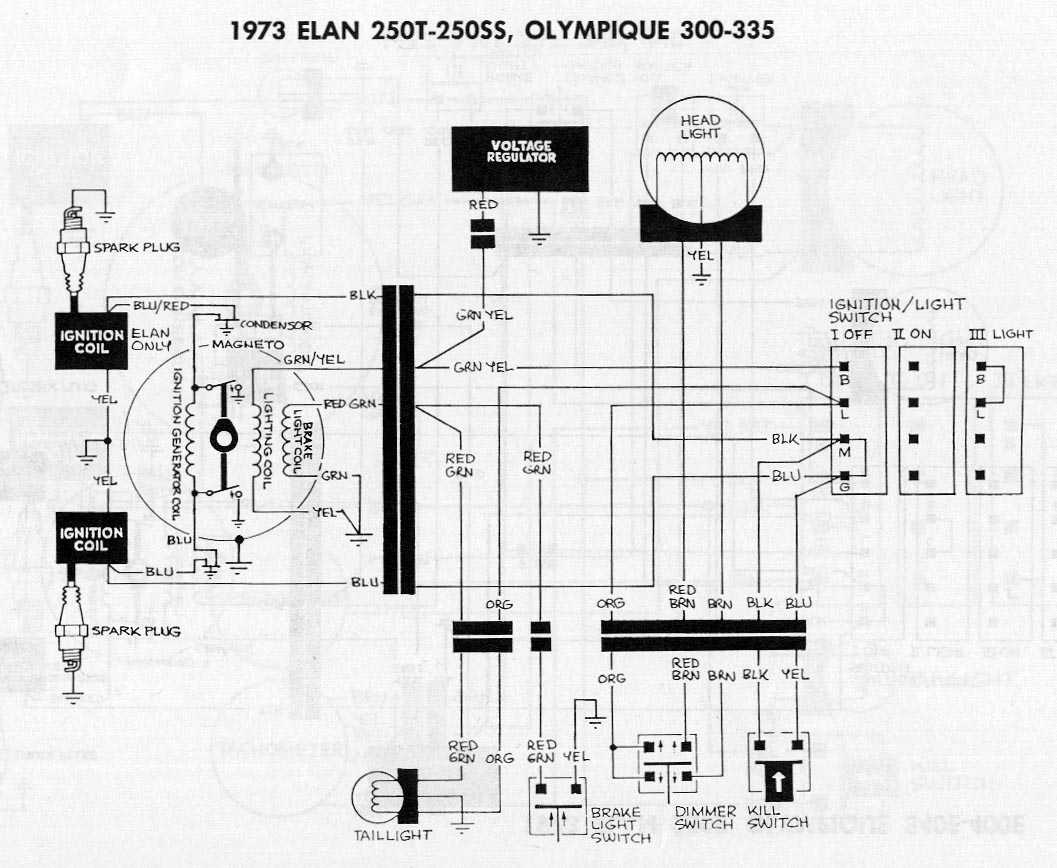 Diagram For Ski Doo Wiring Schematic, Diagram, Free Engine