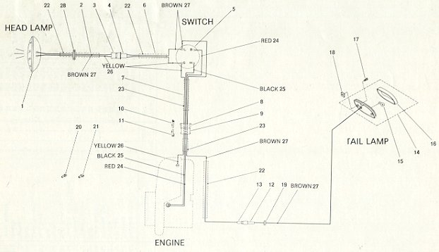 1990 Skidoo Safari Le Wiring Diagram : 36 Wiring Diagram