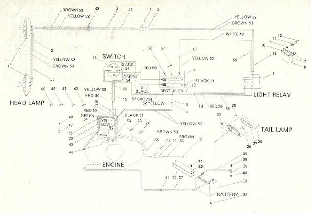 1985 Ski Doo Safari 377 Wiring Diagram The Wiring – Rotax Engine Wiring Diagram