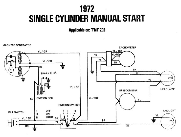 [DIAGRAM] 1980 Moto Ski Wiring Diagram FULL Version HD