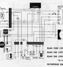 wrg 0912 ski doo wiring harness diagram1975 elan 250 ski doo [ 1273 x 821 Pixel ]