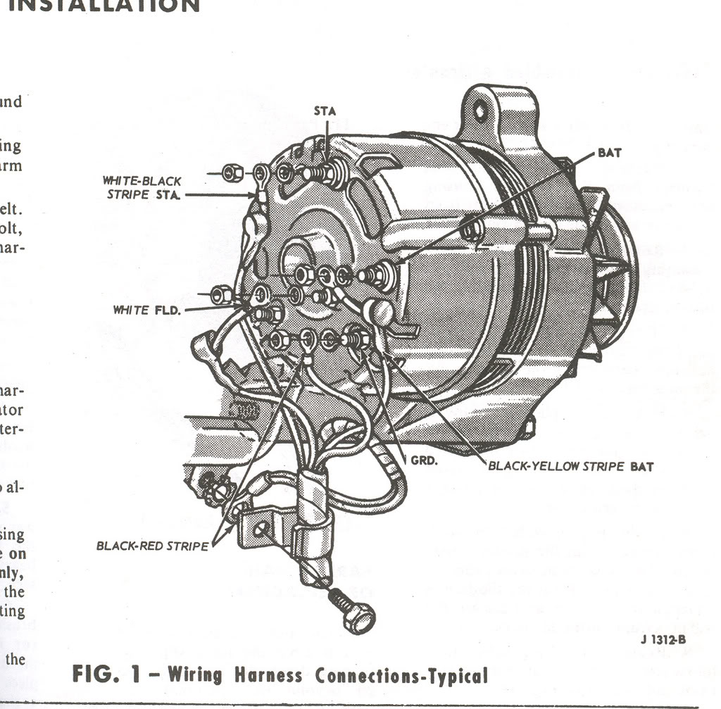 hight resolution of 1965 ford alternator wiring wiring diagram split 1965 ford mustang alternator wiring 1965 ford alternator wiring