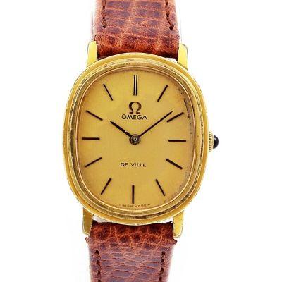 Pre-Owned Omega De Ville Manual Winding Ladies Watch, 511.0473
