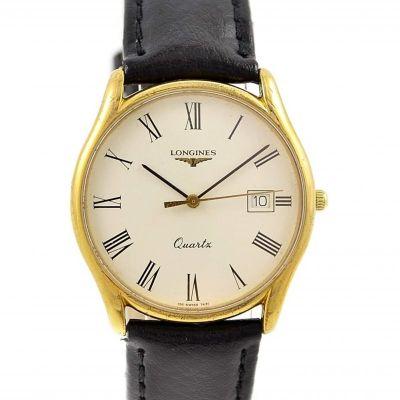 Pre-Owned Longines Le Grandes Classique Date Quartz Midsize Watch