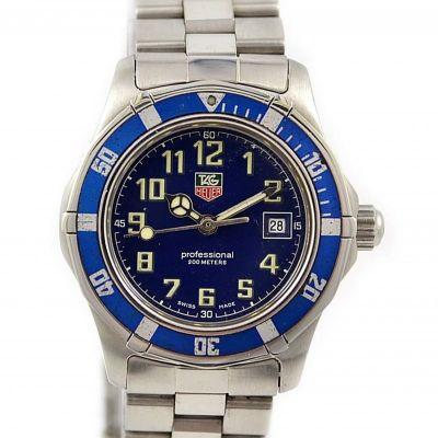 Tag Heuer 2000 Series WM1313 Quartz Ladies Watch
