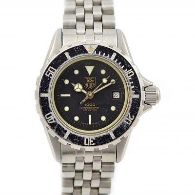 Tag Heuer 1000 Series 980.018B Stainless Steel Quartz Ladies Watch