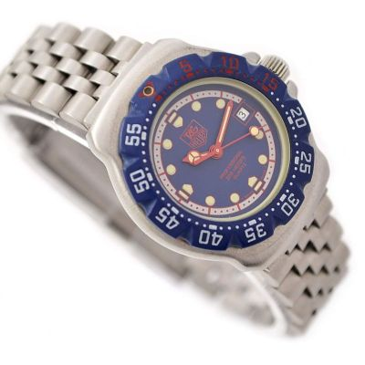 vintage tag heuer watches