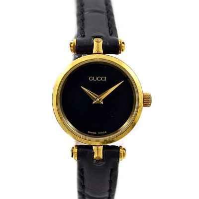 Vintage Gucci 2000L Gold Plated Ladies Quartz Watch 1526