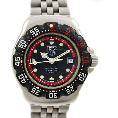 Vintage Tag Heuer F1 Series WA1414 Quartz Ladies Watch