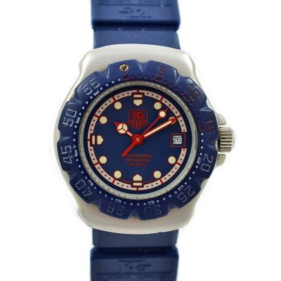 Vintage Tag Heuer Formula 1 Series 370.508 Quartz Ladies Watch 1618