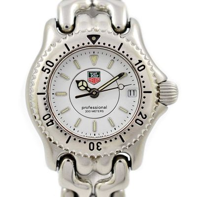 Pre-Owned and Collectible Tag Heuer SEL Professional WG1412-0 Quartz Ladies Watch womens