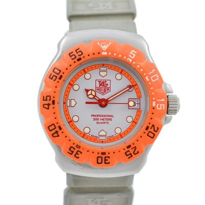 Pre Owned and Collectible Tag Heuer Formula 1 Series 373.508 Quartz Ladies Watch womens