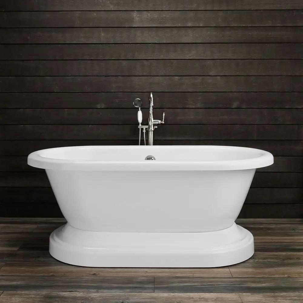 vintage tub bath