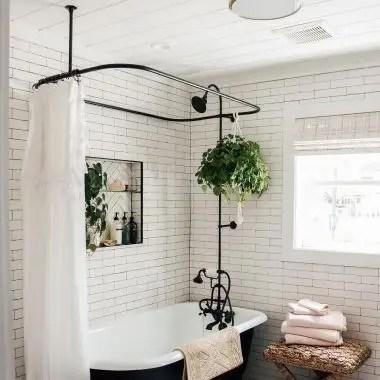clawfoot tub shower kits vintage tub