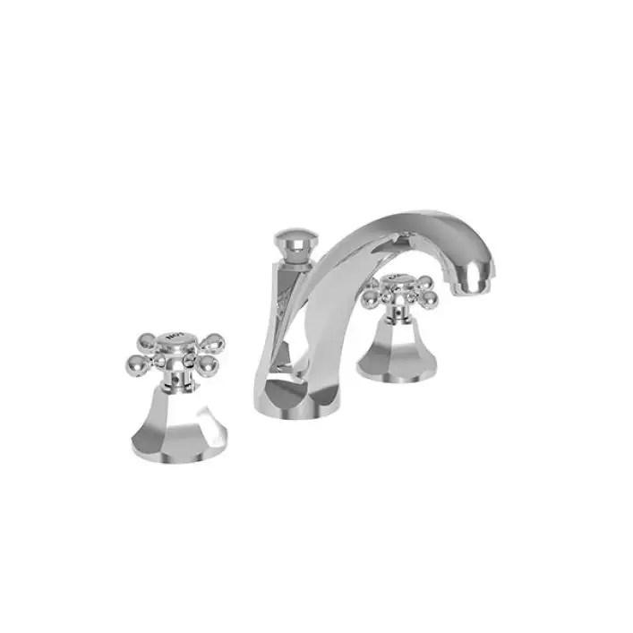 metropole widespread lavatory faucet cross handles