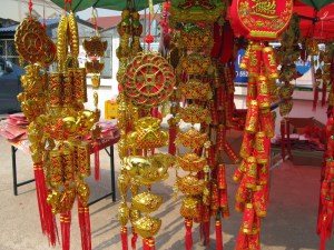 It seemed all SE Asia was gearing up for Chinese New Year