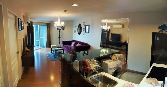 Our apartment at Belle Condominium