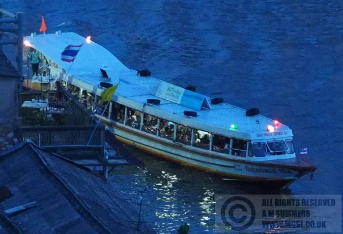 orange-flag ferry