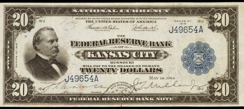 The Federal Reserve Bank of Kansas City