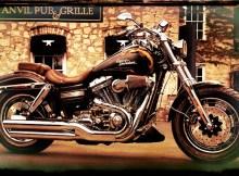 Harley-Davidson-Motorcyle - vintage