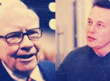 warren-buffett-elon-musk - retro
