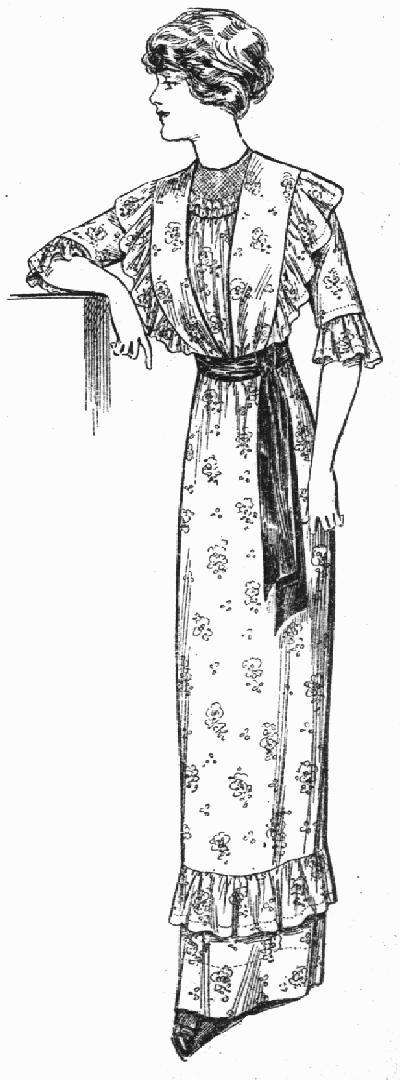 Vintage Victorian: Titanic Ladies' fashions