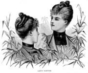 vintage victorian 1890s costume