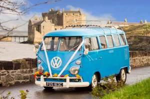 Vintage VW Campers Splitscreen
