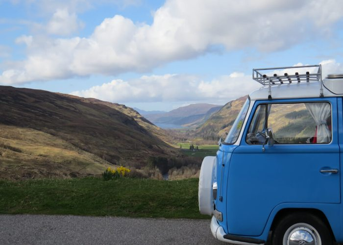 tour the Scottish Highlands and Islands
