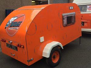The Nodpod Teardrop Trailer from Vintage VW Campers