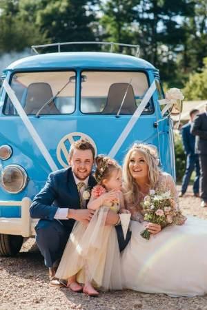 festival vw wedding