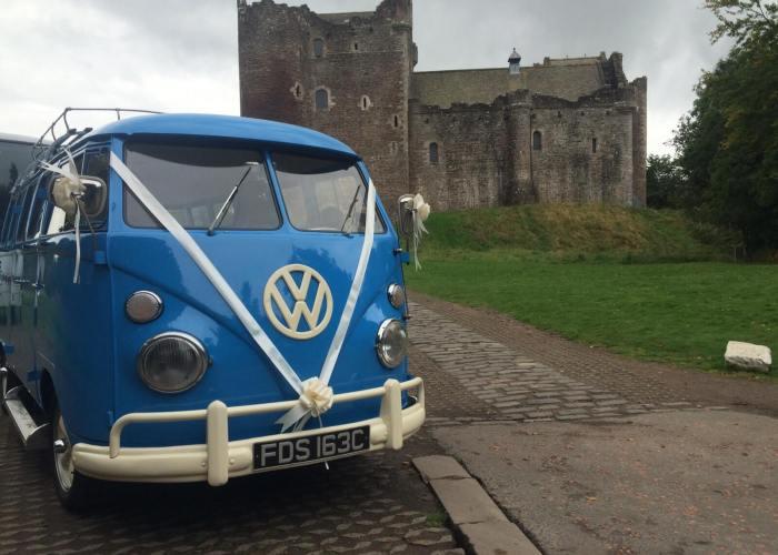 Doune Castle VW Weddings