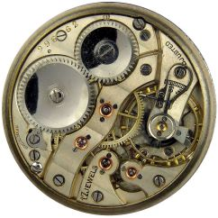 Pocket Watch Movement Diagram Three Phase To Single Wiring Identification Electa