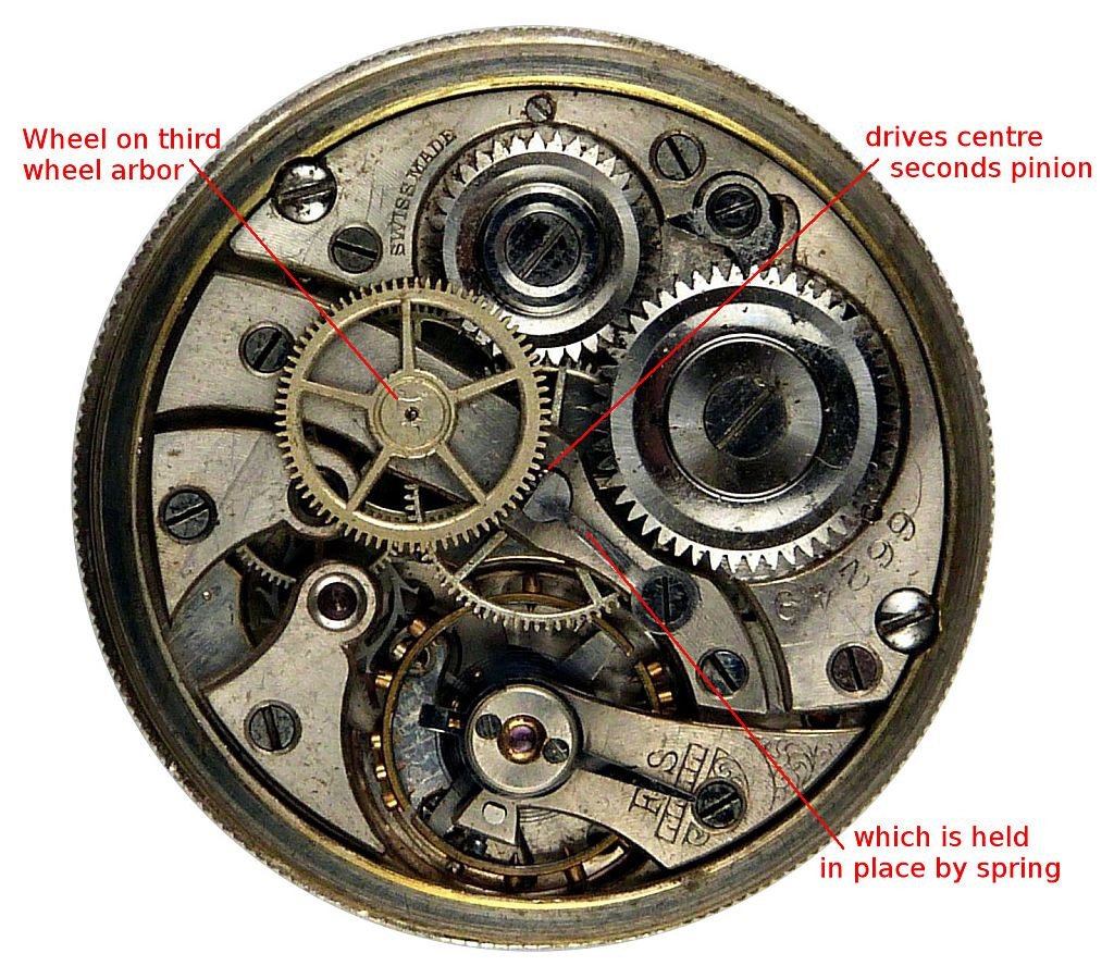 watch movement diagram measurement of tennis court with the gallery for gt pocket gears drawing