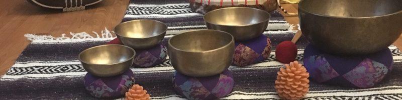 Sound healing offering