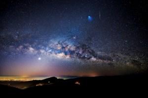 astronomie pod