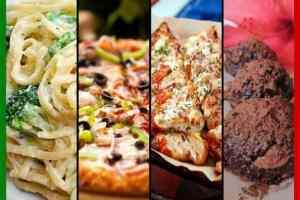 semaine cuisine italienne monde 2017 Alger