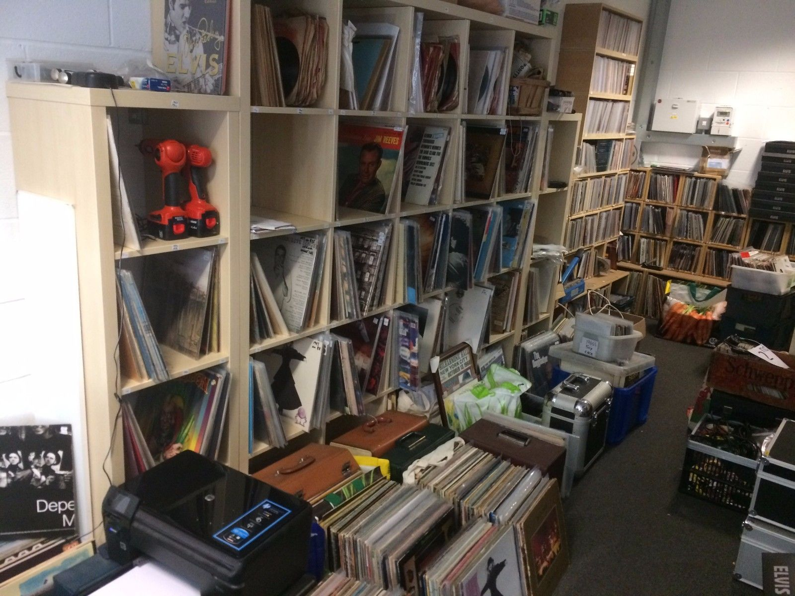 Entire Record Shop is on Sale on Ebay - Vinyl Sphere