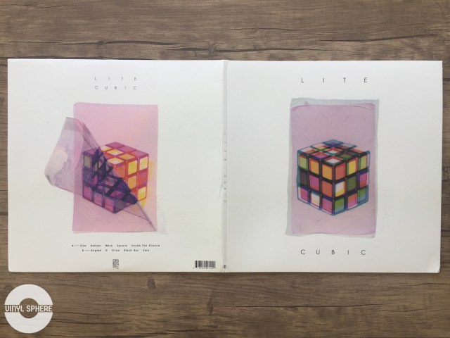 LITE - Cubic (gatefold - outside)