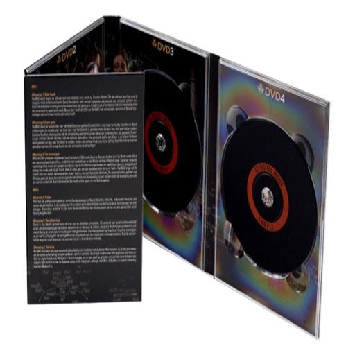 CD/DVD Digipack